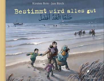 """Buchcover """"Bestimmt wird alles gut"""" von Kirsten Boie im Klett Verlag"""