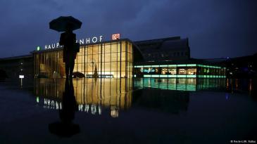 Hauptbahnhof Köln; Foto: Reuters/W. Wattay