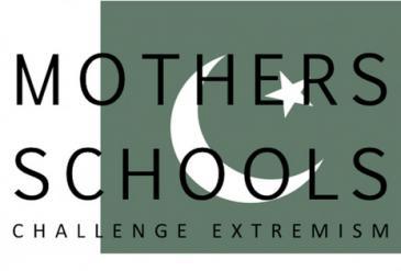 """Logo Mütterschulen - Motiv Pakistan; Quelle: """"Frauen ohne Grenzen"""""""