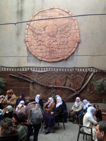 Impressionen aus Sur, Diyarbakir; Foto: DW/A. Duran