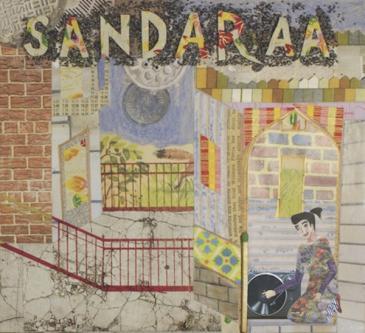 "CD-Cover ""Sandaraa"""