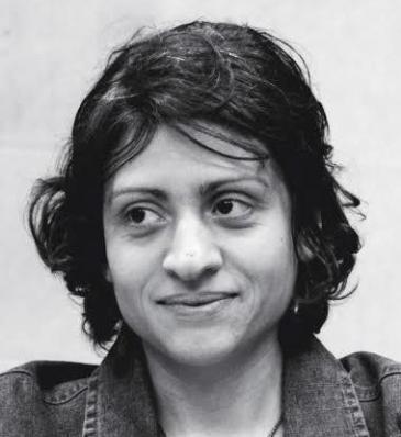 Die ägyptische Autorin Basma Abdel Aziz; Foto: privat