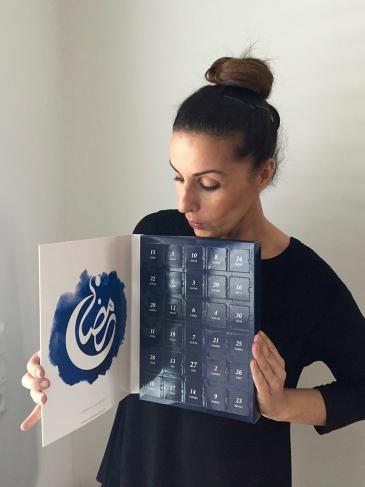 "Nadia Doukali, Erfinderin des ""Iftarlenders"", Foto: privat"