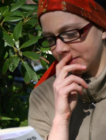 Anja Hilscher; Foto: privat