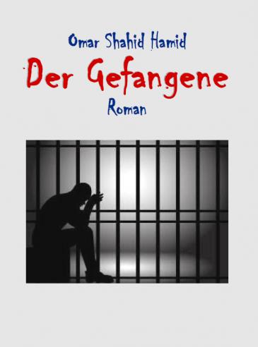 """Buchcover """"Der Gefangene"""" im Heidelberger Draupadi-Verlag"""