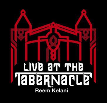 "CD-Cover ""Reem Kelani: Live at the Tabernacle"", Fuse Records"