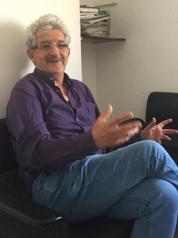 Mohamad al-Beiruti; Foto: Inge Günther