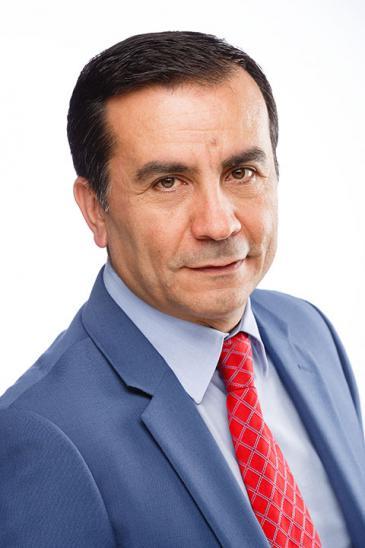 Der Publizist und Medienwissenschaftler Khaled Hroub; Foto: Northwestern University, Qatar