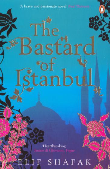 """Buchcover """"The Bastard of Istanbul"""" von Elif Shafak"""