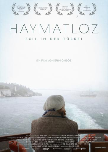"Filmplakat ""Haymatloz""; Quelle: haymatloz.com"