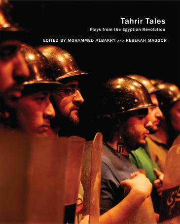 "Buchcover ""Tahrir Tales. Plays from the Egyptian Revolution""; Verlag ""Seagull Books"""