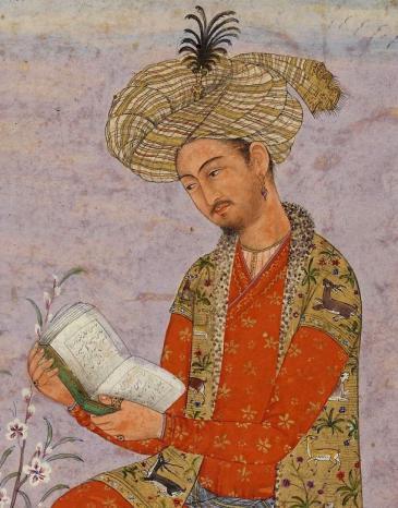 Babur (1483-1530); Quelle: wikipedia