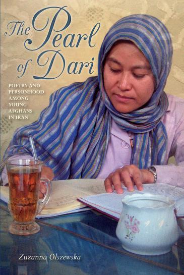 "Buchcover ""Pearl of Dari""; Foto:iupress.indiana.edu"