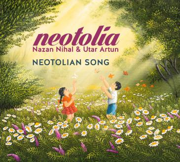 "CD-Cover Neotolia: ""Neotolian Song""; Quelle: Interrobang Records"