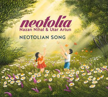 "CD-Cover Neotolia: ""Neotolian Song""; Quelle: Interrobang Records"