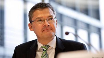 Unions-Außenpolitiker Roderich Kiesewetter plädiert für eine EU-weit abgesprochene Nahost-Politik; Foto: picture alliance/dpa