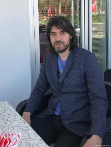 Ilir Hoxholli; Foto: DW