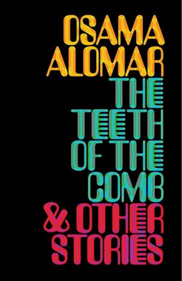 "Buchcover Osama Alomar: ""The Teeth of the Comb"" im Verlag New Directions"