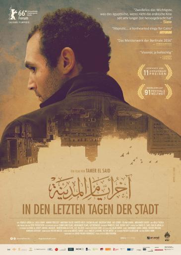"""Filmposter Film """"In den letzten Tagen der Stadt"""""""