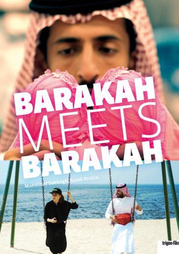 "Plakat Liebeskomödie ""Barakh meets Barakah"""