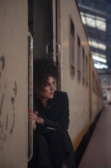 Die ägyptische Sängerin Dina El Wedidi; Foto: dinaelwedidi.com