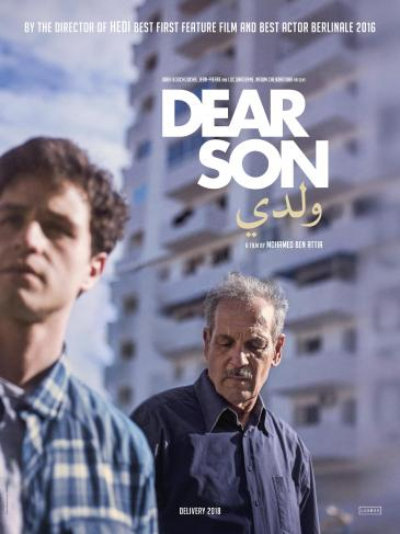 """Filmposter: Mohammed Ben Atias """"Dear Son""""; Quelle: BAC Films"""