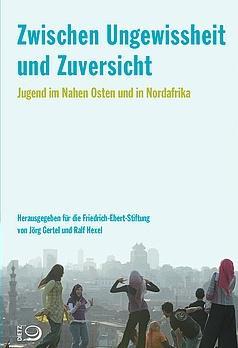 Buchcover FES MENA-Jugendstudie