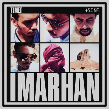 "CD-Cover ""Temet"" der Band Imarhan; Label: City Slang Records"