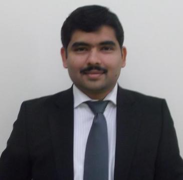 Der Journalist Mohammed Nafih Wafy; Foto: privat