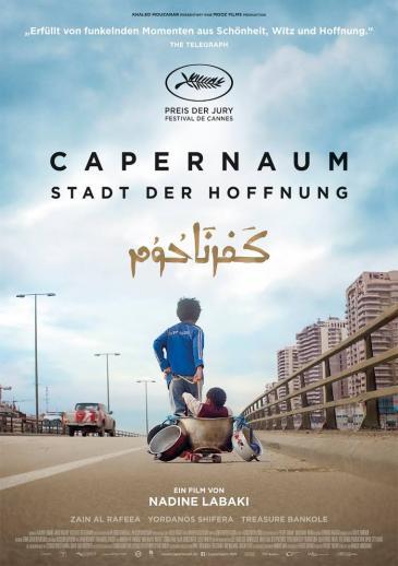 Kinoplakat Capernaum