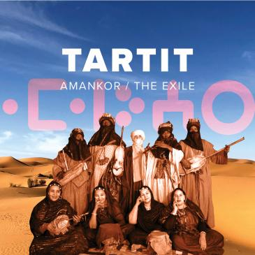 "CD-Cover Tartit: ""Amankor/The Exile""; Label: Riverboat Records/World Music Network"