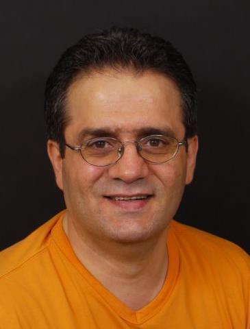 Der syrische Autor Housamedden Darwish; Foto: privat