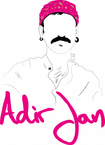 Logo Adir Jan