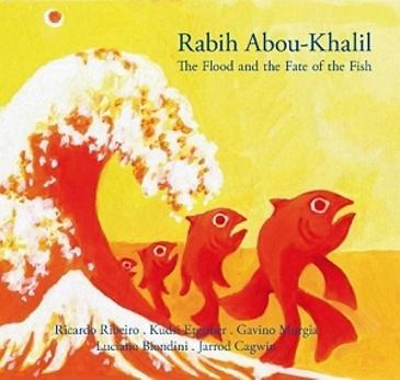 "CD-Cover ""The Flood and the Fate of the Fish"""