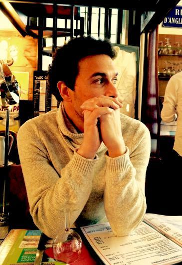Der Filmemacher Tamer el-Said; Foto: Tamer el-Said (privat)