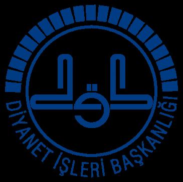 Logo der Diyanet-Religionsbehörde; Quelle:  Logo |Quelle = * Vektordaten: http://www.brandsoftheworld.com/countries/tr/154454.html (PS)/Wikipedia