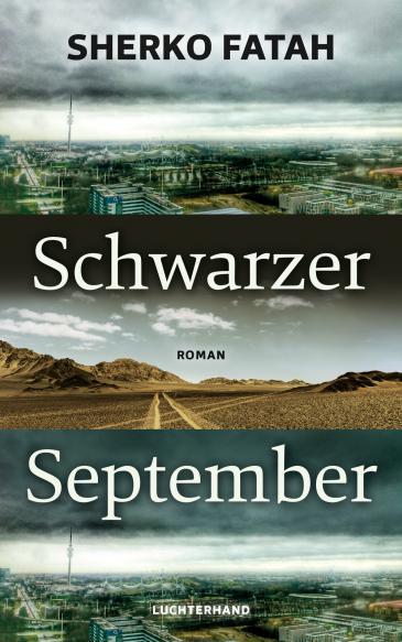 "Buchcover Sherko Fatah: ""Schwarzer September"" im Luchterhand Verlag"