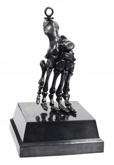 "Nadiah Bamadhaj, Objekt ""Trophy To Your Fixation"", 2019; Quelle: Nadiah Bamadhaj and Richard Koh Fine Arts"