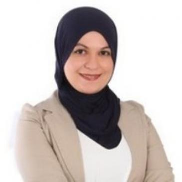 Hanan Khader; Foto: privat