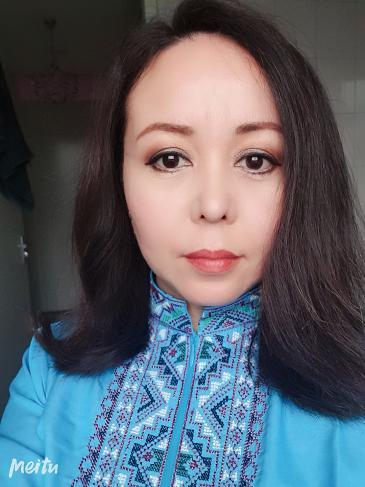 Die uigurische Whistleblowerin Asiye Abdulaheb; Foto: Asiye Abdulaheb
