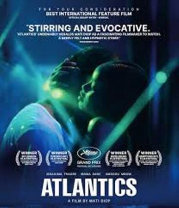"""Filmplakat """"Atlantique""""; Quelle: Netflix"""