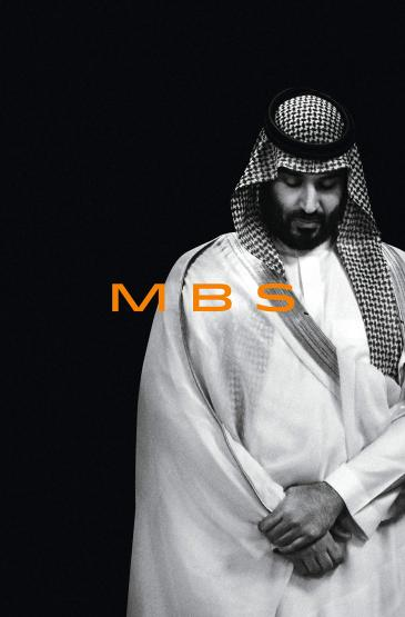 Buchcover Ben Hubbard: MbS - The rise to power of Mohammed bin Salman, HarperCollins Publishers, Glasgow 2020