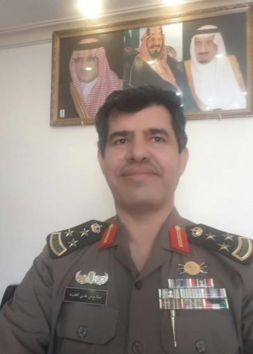 Brigadegeneral Salih Al-Ayed; Quelle: Twitter
