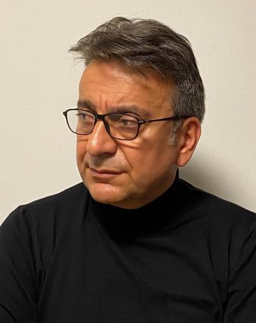 Azmi Karamahmutoğlu war bis vor 23 Jahren der Führer der ultranationalistischen Bewegung. (Foto: Privat)