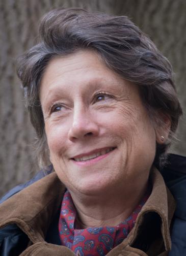 Alexandra Senfft ist Islamwissenschaftlerin, Publizistin und Autorin.. (Foto: Frank Dabba Smith)