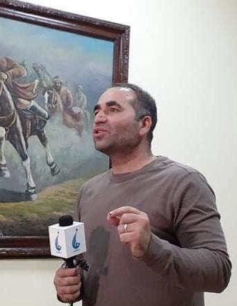 """Mujeeb Khalvatgar, Direktor der Nichtregierungsorganisation """"NAI - Supporting Open Media in Afghanistan"""". Foto: privat"""