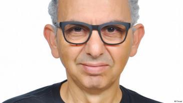 Der marokkanische Journalist Jamal Amiar; Foto: privat