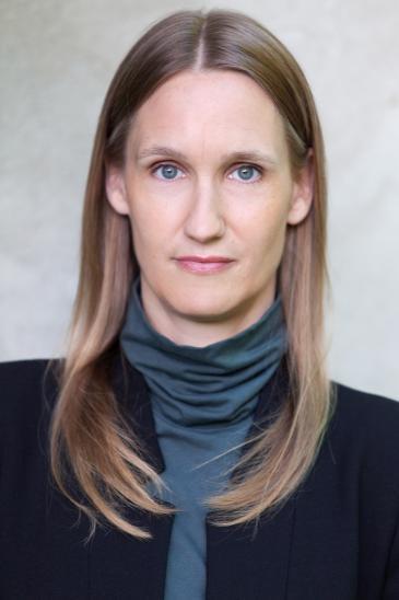 Kristin Helberg; Foto: Jan Kulke