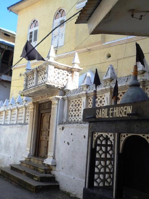Schiitische Moschee in Stone Town