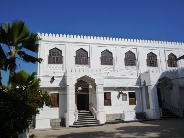 Die Malindi Bamnara-Moschee